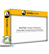 دانلود lynda Brad Feld on Raising Capital