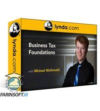 دانلود lynda Business Tax Foundations