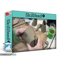 دانلود Skillshare Ceramic Cones: From Pottery to Sculpture