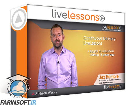 دانلود LiveLessons Continuous Delivery