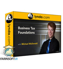 دانلود lynda Business Tax Foundations