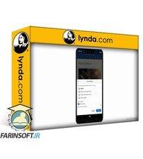 دانلود lynda Office for Android Essential Training