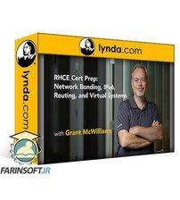 دانلود lynda Linux System Engineer: Network Bonding, IPv6, Routing, and Virtual Systems