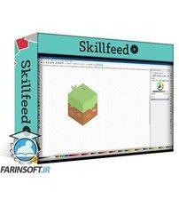 دانلود Skillfeed Complete 2D Game Art Development
