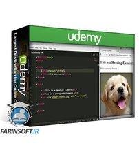 دانلود Udemy Web Scraping for Beginners with : Python, Scrapy, BS4