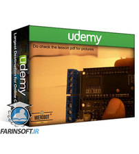 دانلود Udemy Arduino internet of thing robot with nodemcu esp8266 blynk