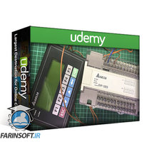 دانلود Udemy HMI Interfacing with PLC
