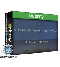 دانلود Udemy Certified Wireless Security Professional (CWSP)