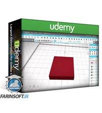 دانلود Udemy SelfCAD – Browser-Based 3D Modeling/Printing (Minions).