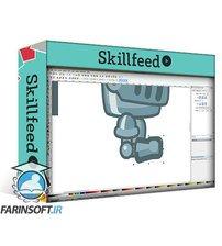دانلود Skillshare 2D character animation with DragonBones and Inkscape