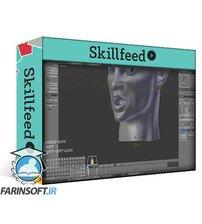 دانلود Skillshare 3D Character Modeling in Blender For Beginners
