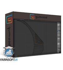 دانلود Gumroad Hard Surface Gun Modeling in Blender