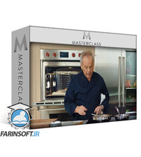 دانلود MasterClass Wolfgang Puck Masterclass on Cooking