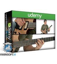 دانلود Udemy TrueFire Brad Carlton – Guitar Lab Modern Harmonic Guitar Vol 1