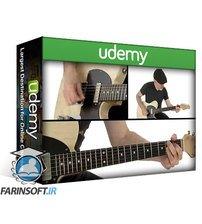 دانلود Udemy TrueFire Jeff McErlain – Blues Guitar Fakebook Rhythm edition vol 2