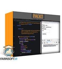 دانلود PacktPub A Google Script Project Using Website Spreadsheets and Data Storage