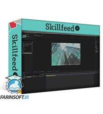 دانلود Skillfeed Adobe After Effects CC 2019 – Learn To Make A Corporate Slideshow