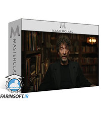 دانلود MasterClass Neil Gaiman Teaches The Art Of Storytelling