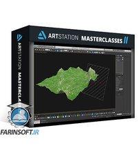 دانلود ArtStation 3D Illustration and Environment Modeling Workflows Toni Bratincevic