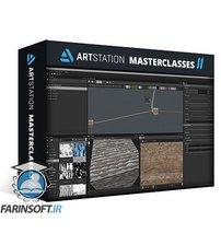 دانلود ArtStation Creating Wood Lath in Substance Designer Bundle Of Parts 1-4