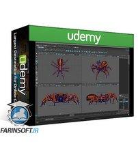دانلود Udemy 3D Animation and Modeling Master Class Beginner to Advanced