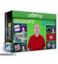 دانلود Udemy CompTIA Pentest+ (Ethical Hacking) Course & Practice Exam
