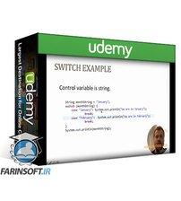 دانلود Udemy Java Programming with Java 8 and OCA OCP Java Exam Prep