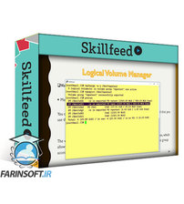 دانلود Skillshare A Complete Guide on Linux LVM
