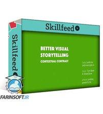 دانلود Skillfeed Better Visual Storytelling || discover & play with contextual contrast