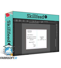 دانلود Skillshare InDesign Data Merge: Address Anything Quickly!