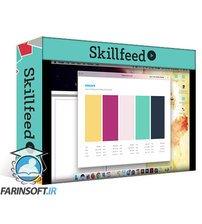 دانلود Skillshare Journey into Indesign: Working with Worksheets