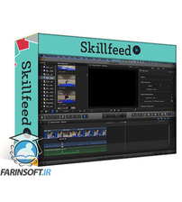 دانلود Skillfeed Learn To Edit Using Final Cut Pro X – From Import to Edit, Export & Backup