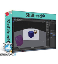 دانلود Skillshare Make your first 3D Model with Blender 2.8