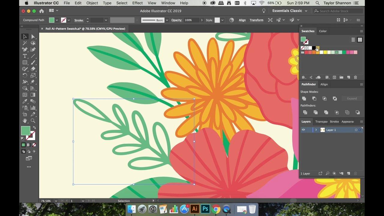 دانلود Skillshare Photoshop & Illustrator Techniques: Add