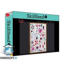 دانلود Skillfeed iPad Art: Watercolor Painting to Digital Seamless Pattern on your iPad
