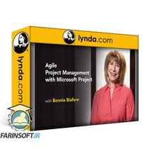 دانلود lynda Agile Project Management with Microsoft Project