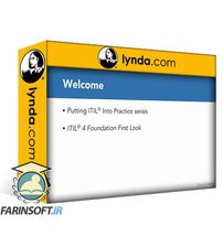 دانلود lynda ITIL® Foundation 4 First Look