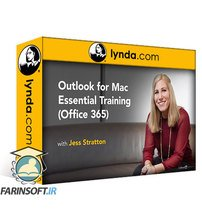 دانلود lynda Outlook for Mac Essential Training (Office 365)