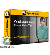 دانلود lynda Visual Studio Code Productivity Tips
