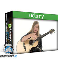 دانلود Udemy TrueFire Take 5 Harmonics  Guitar Lessons – Muriel Anderson