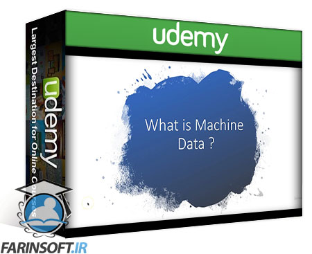 دانلود Udemy Data Analytics Using Splunk - Beginner to