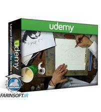 دانلود Udemy Draw a Hyper Realistic Eye & Tear with the Two Pencil Method
