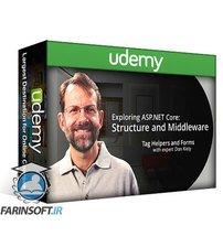 دانلود Udemy Exploring ASP.NET Core: Intermediate