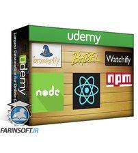 دانلود Udemy React and Flux Web Development for Beginners