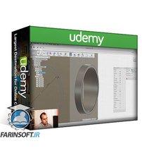 دانلود Udemy Fusion 360 For Hobbyists and Woodworkers