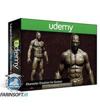 دانلود Udemy Game Character Sculpting using Zbrush