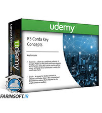 دانلود Udemy Intro to R3 Corda Blockchain for Solutions Consultants
