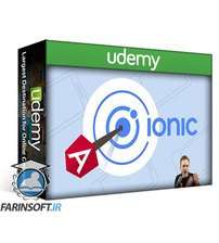 دانلود Udemy Ionic 4 – Build iOS, Android & Web Apps with Ionic & Angular