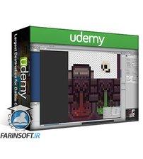 دانلود Udemy Learn Unity Engine and C# by creating a real top down RPG