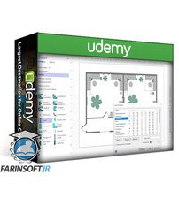 دانلود Udemy Microsoft Visio Advanced